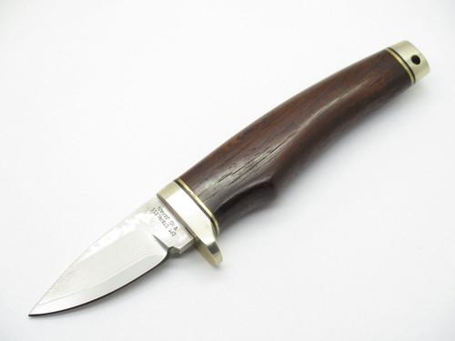IC.Cut IC-600G Hiro Seki Japan VG-10 San Mai Damascus Fixed Blade Hunting Knife