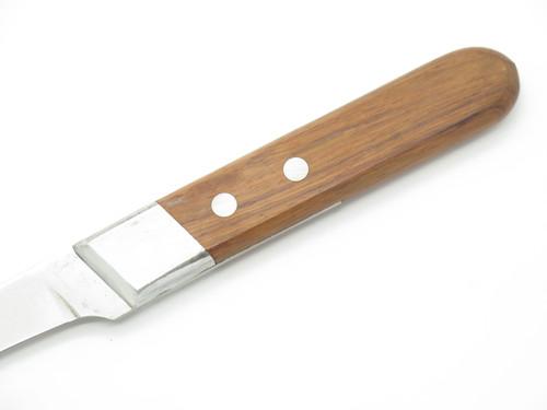 "Vtg 1970s Old Stock IPCO Seki Japan 6"" Fixed Hunting Boning Fishing Fillet Knife"
