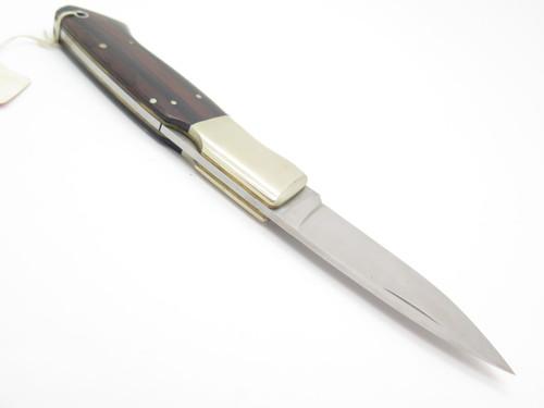 Vtg G. Sakai Seki Japan 20-3 Drop Custom Folding Hunter Lockback Pocket Knife