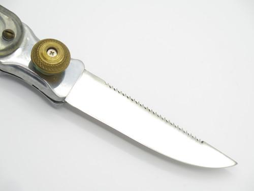 Vtg ACE-PAL-O Seki Japan Apollo Space-age Survival Knife Folding Multi Tool