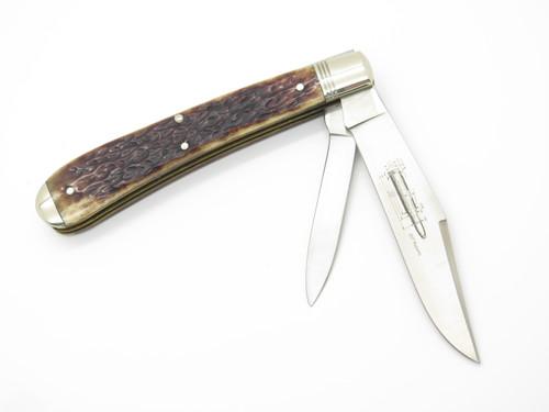 Vtg Camillus Usa CCC-4 Cartridge 257 Robert Bullet Trapper Folding Pocket Knife