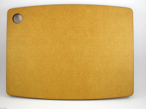 "Epicurean 11.25"" x 15"" Gourmet Kitchen Series Natural/slate Knife Cutting Board"