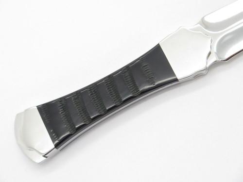 CUSTOM BUCK 205 0205BO1 KOJI HARA DAGGER KNIFE ATS-34 BUFFALO LIMITED BUILDOUT