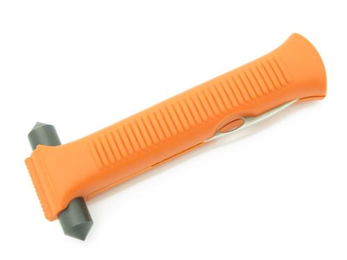 Imax Seki Japan Emergency Escape Rescue Hammer Tool Glass Breaker Seatbelt Knife