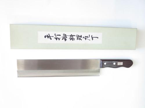 "Japanese Seki Japan Large 12.5"" Cleaver Blade Chef Butcher Kitchen Cutlery Knife"