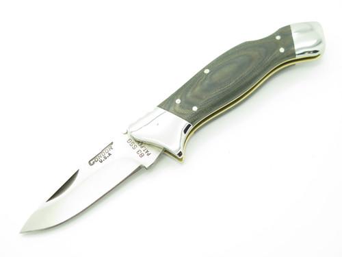 """Vtg 1980s Condor 83SSG Seizo Imai Seki Japan 3.5"""" Small Folding Lockback Knife"""