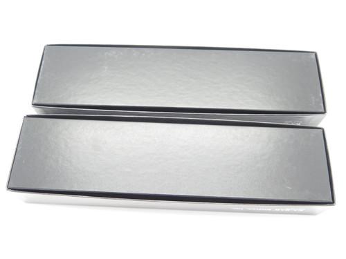 "Lot of 2 Ka-bar 11.5"" Fixed Blade Knife Sheath Box"