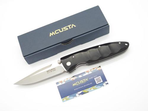 Mcusta Seki Japan MC-17V Classic Wave Black Wood VG-10 Folding Pocket Knife