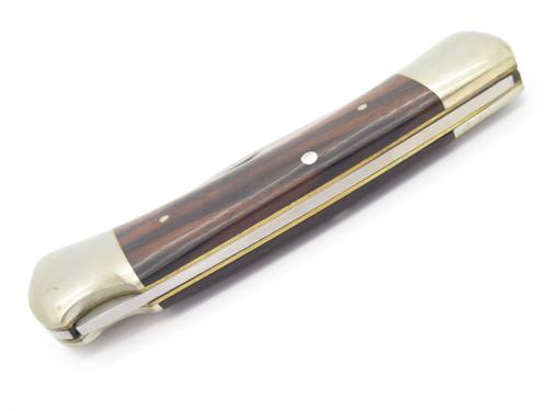 """Vintage Seizo Imai Parker Sample Seki Japan 4.5"""" Folding Lockback Pocket Knife"""