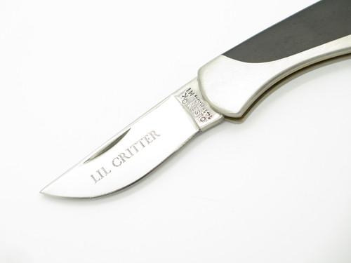 VTG OLSEN 141 LIL CRITTER SEIZO IMAI SEKI JAPAN STAINLESS FOLDING POCKET KNIFE