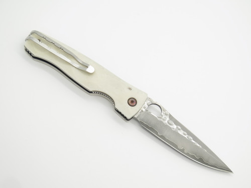 Mcusta Seki Japan Tactility Elite MC-126G Corian SPG2 San Mai Folding Knife