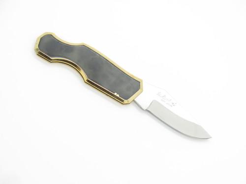 Vtg Hoffman Design M. Kawakami Seki Japan Gray Gentleman Folding Pocket Knife