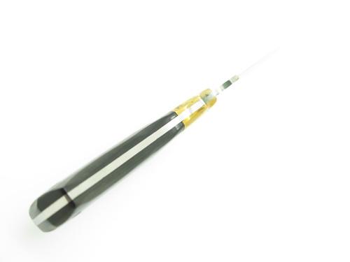 Vtg 1980s Parker Tak Fukuta Seki Japan Skinner Fixed Blade Hunting Knife Blemish
