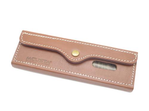 Mcusta Seki Japan Urushi Art Limited VG-10 Dark Maple Folding Pocket Knife