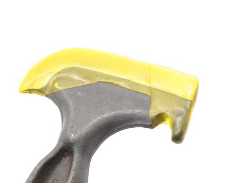 Vtg Skachet Hatchet Tool Seki Japan Fixed Skinner Knife Axe & Sheath
