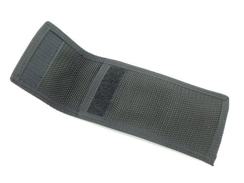 "JAPAN BLACK NYLON SHEATH 5.75"" LARGE FOLDING HUNTER TACTICAL FOLDER KNIFE"
