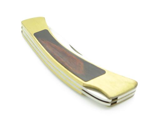 Vtg 1980 Browning USA Sportsman 2118F20 Tracker Folding Lockback Pocket Knife