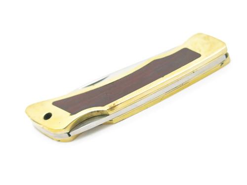 "Vtg NOS Explorer Imai Seki Japan 2.75"" Gentleman Folding Lockback Pocket Knife"