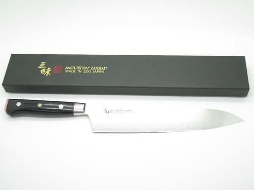 Mcusta Zanmai Classic Pro Gyuto 240mm Seki Japanese Damascus Kitchen Chef Knife