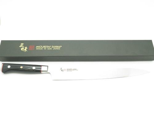 Mcusta Zanmai Classic Pro Sujihiki 270 Seki Japanese Damascus Kitchen Chef Knife
