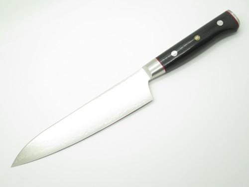 Mcusta Zanmai Classic Pro Gyuto 180mm Seki Japanese Damascus Kitchen Chef Knife
