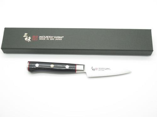 Mcusta Zanmai Classic Pro Petty 90mm Seki Japanese Damascus Kitchen Chef Knife