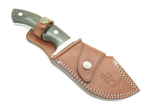 Vtg Colt CT7-B Serengeti Seki Japan Fukuta Guthook Skinner Fixed Hunting Knife