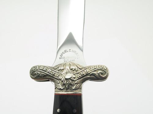 Samuel Wragg Tak Fukuta Seki Japan United Cutlery Dagger Knife Wood Parker