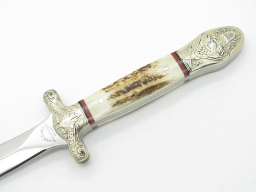 Samuel Wragg Tak Fukuta Seki Japan United Cutlery Dagger Knife Stag Parker