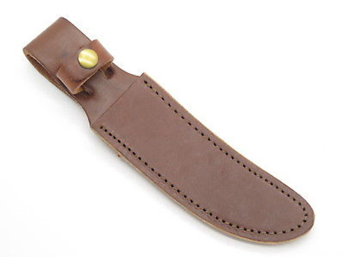 Vtg NOS Schrade USA 153 160 165OT Woodsman Fixed Leather Hunting Knife Sheath