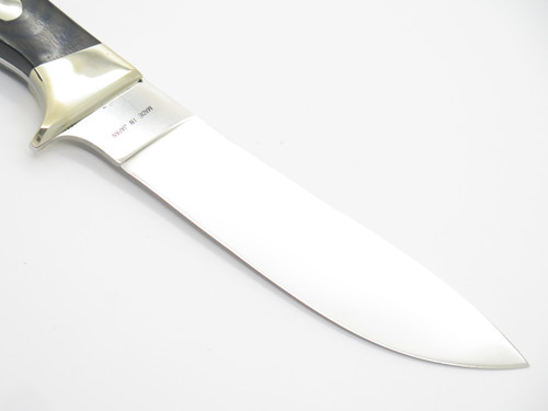 "MAC Tak Fukuta Seki Japan Skinner Fixed 5"" Blade Hunting Kitchen Cutlery Knife"