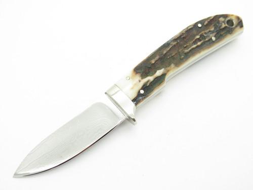 "Seizo Imai Seki Japan 6.75"" Loveless Style ATS-34 Fixed Knife Making Blade Blank"