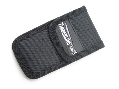 Timberline Small / Medium Black Nylon Folding Folder Pocket Knife Sheath