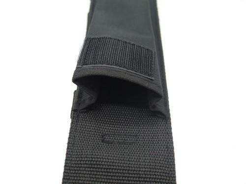 Sbo Folding Saw Black Nylon Sheath Or Large Lockback Knife Fits Buck 755