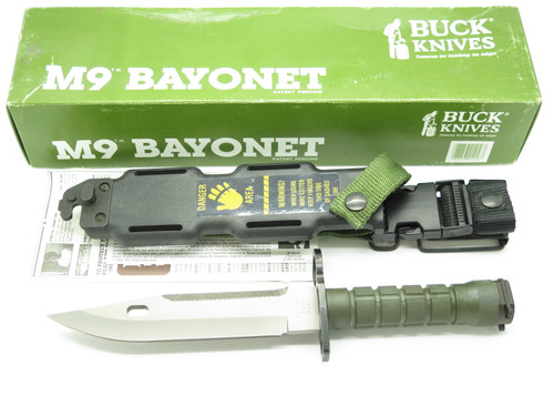 1997 Buck 188 Phrobis Civilian Final Production Survival Fixed Combat Knife