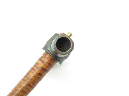 Custom Handmade Peace Pipe Tomahawk Hatchet Forged Head Wood Handle Axe Knife