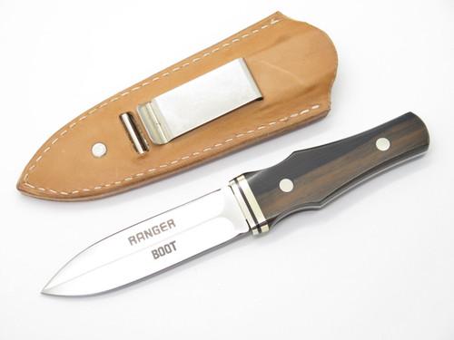 Vtg 1970s80s C Schlieper German Large Sting Fixed Dagger Ranger Boot Knife NOS
