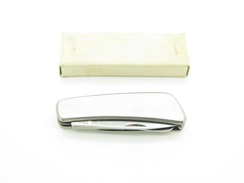 Kai Rostfrei 5600 Seki Japan Stainless Gentleman Scissor Folding Pocket Knife