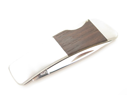 Vtg Kai Rostfrei 5200 Seki Japan Stainless Gent Folding Lockback Pocket Knife