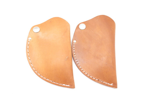 USA Leather Sheath Case For Wyoming Skinner Gut Hunting Hunter Knife