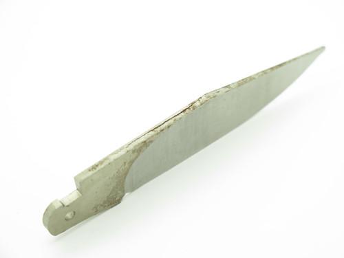 Seizo Imai Seki Japan ATS-34 Bullet Lockback Folding Knife Making Blade Blank