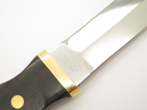 Vtg 1970s80s C Schlieper German Large Sting Fixed Dagger Ranger Boot Knife