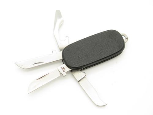 Vintage Mini Seki Japan 4 Blade Miniature Lobster Folding Gentleman Pocket Knife