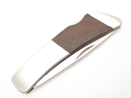 "Vtg Kai Rostfrei 5100 Seki Japan 4"" Gentleman Folding Lockback Pocket Knife"