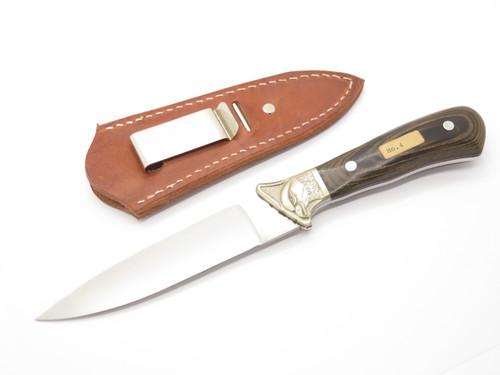 Vintage Custom Tak Fukuta Prototype Seki Japan Eagle Fixed Blade Knife