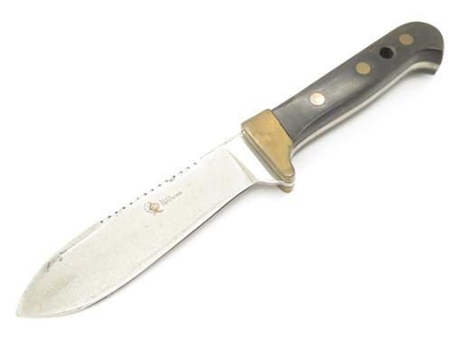 Vintage Ideal's Defender Seki Japan Fixed German Style Skinner Hunting Knife