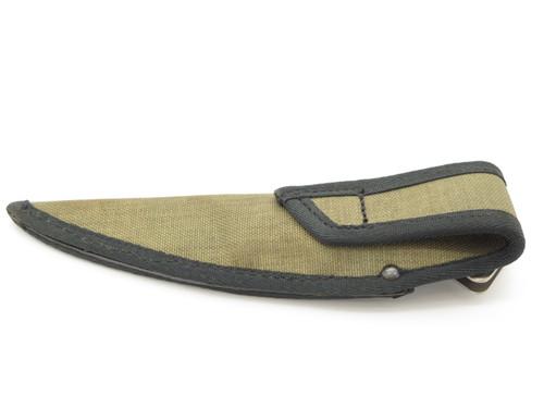 Vintage Custom Prototype Seki Japan Fixed Blade Hunting Survival Skeleton Knife