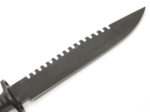 Vintage 1980s Parker Imai Seki, Japan Fixed Blade Survival Bowie Knife