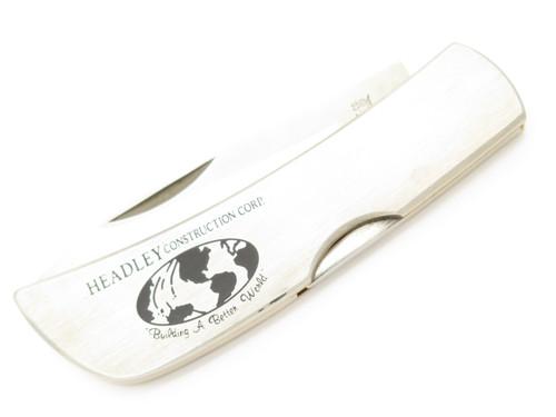 Vtg Parker Headly Construction Imai Seki Japan Lockback Folding Pocket Knife