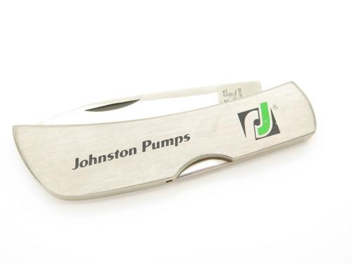 Vtg Parker Johnston Pumps Imai Seki Japan Lockback Folding Pocket Knife